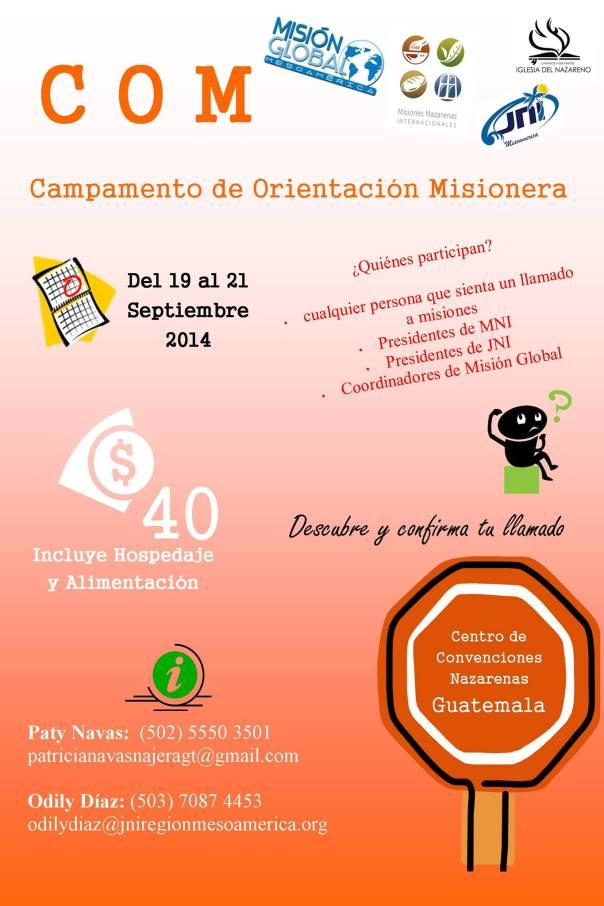 COM Guate 2014