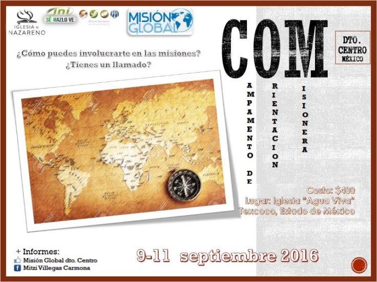 COM MX Centro 2016