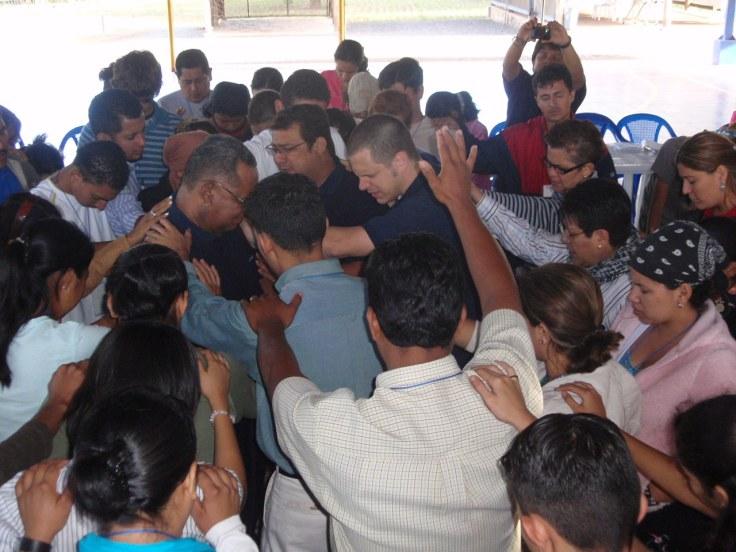Oración COM Nicaragua