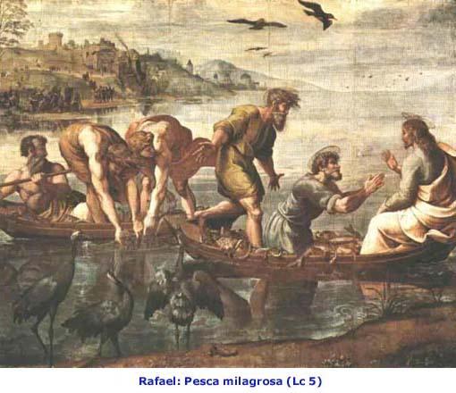 """La Pesca Milagrosa"" por Raphael"
