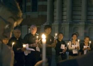 London Prayer Vigil