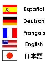 Idiomas Banderas