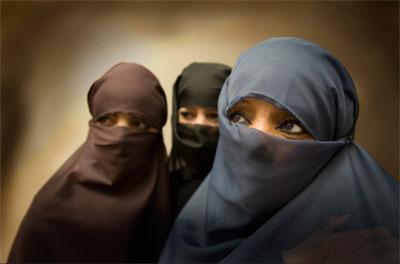 Mujeres musulmanes