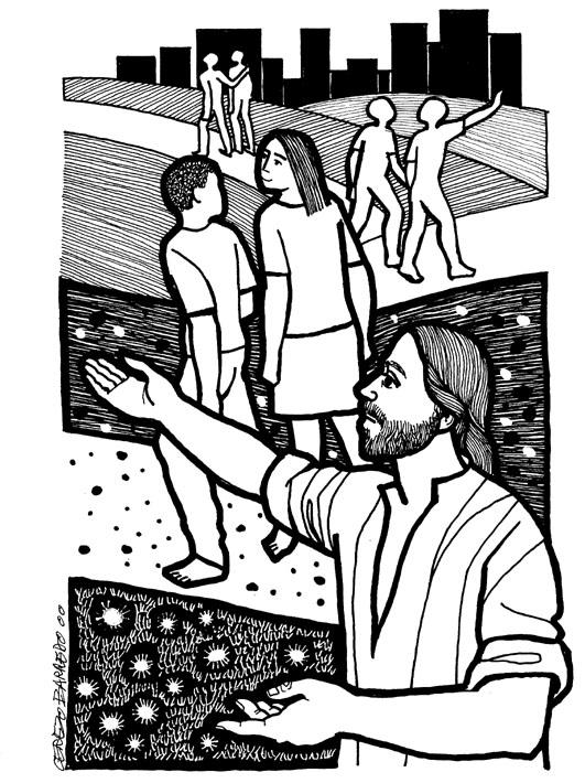 Jesús Envía a los Setenta