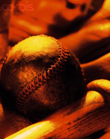 Baseball and Bat