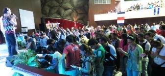 """19 de julio de 2012 - Respuesta en el Altar - Candidatos para Proyecto """"Génesis"""""""