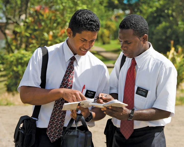 Misioneros Mormones Me Visitan Transforma El Mundo