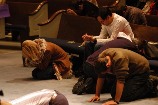 Altar revival