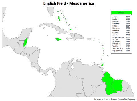 English Field - Meso
