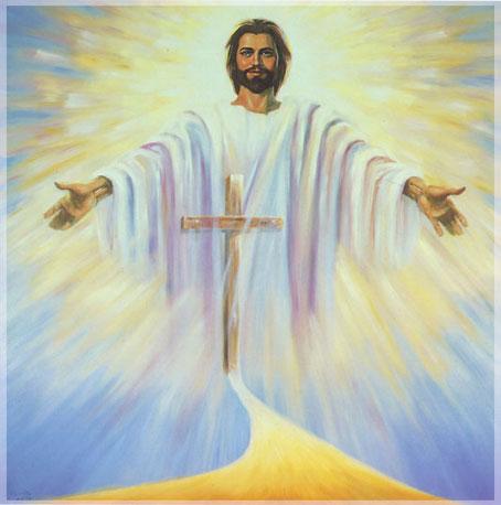 Risen Jesus - Camino