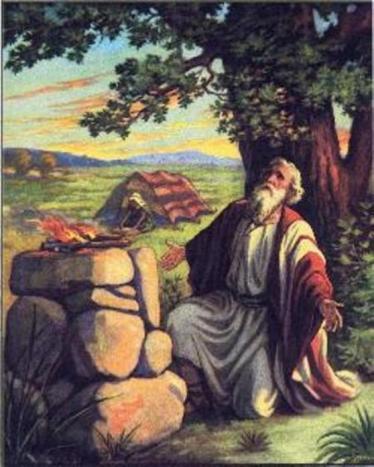 Altar de Abram