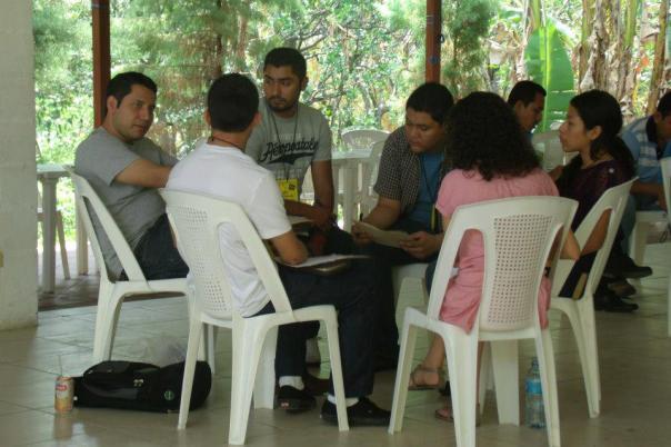 Congreso Grupo Pequeño