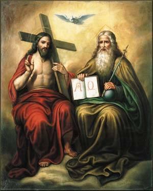 Trinity Sunday 2