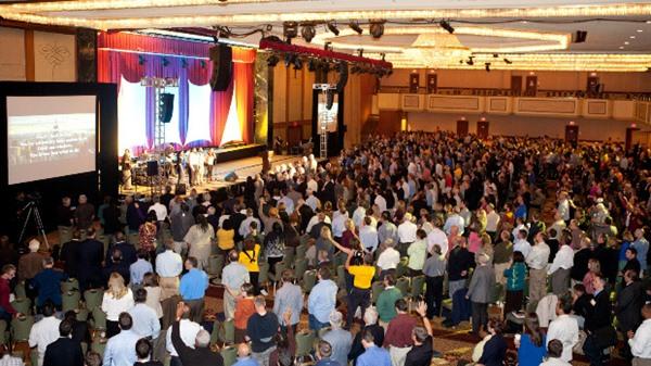 New York prayer revival