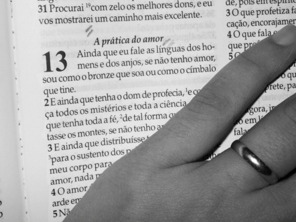 1 Cor 13 portugues