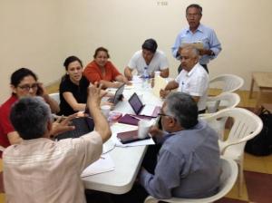 Reuniones de estrategia en Veracruz