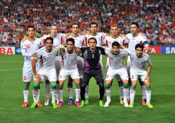 Equipo Irán
