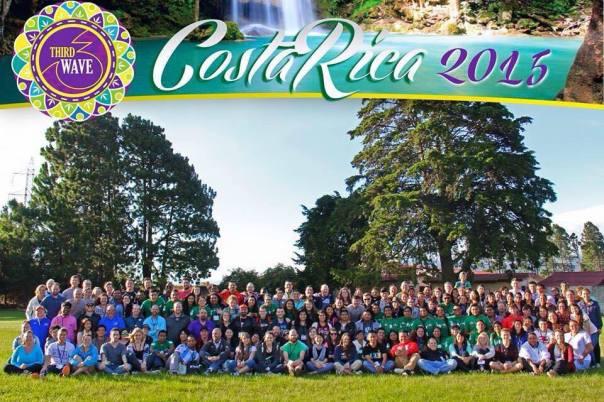 Participantes de Tercera Ola 2015
