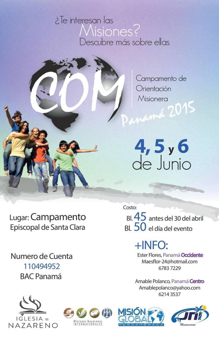 COM Panamá