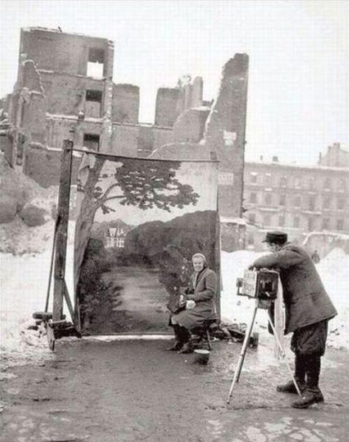 Warsaw, Polonia 1946