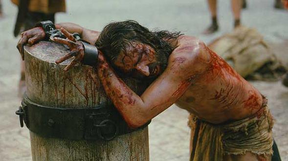 Jesus Scourge