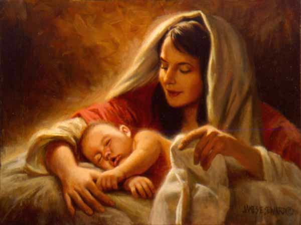 María bebéJesús