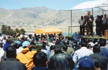 Evangelismo Chiapas