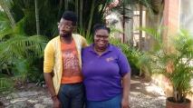 Sitio: Grenada. Cleon y Crystalla.