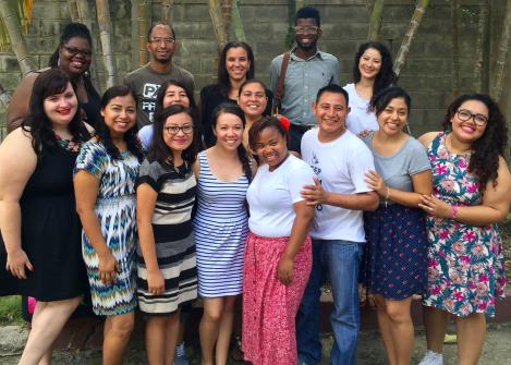Primera y tercera Generación de Misioneros Génesis
