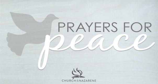 PrayersforPeace