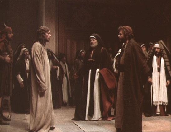 Jesus-before-Sanhedrin