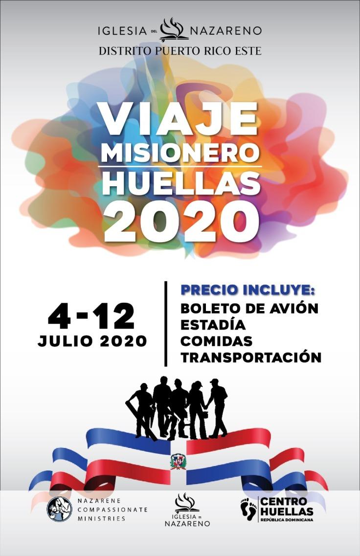 Huellas 2020