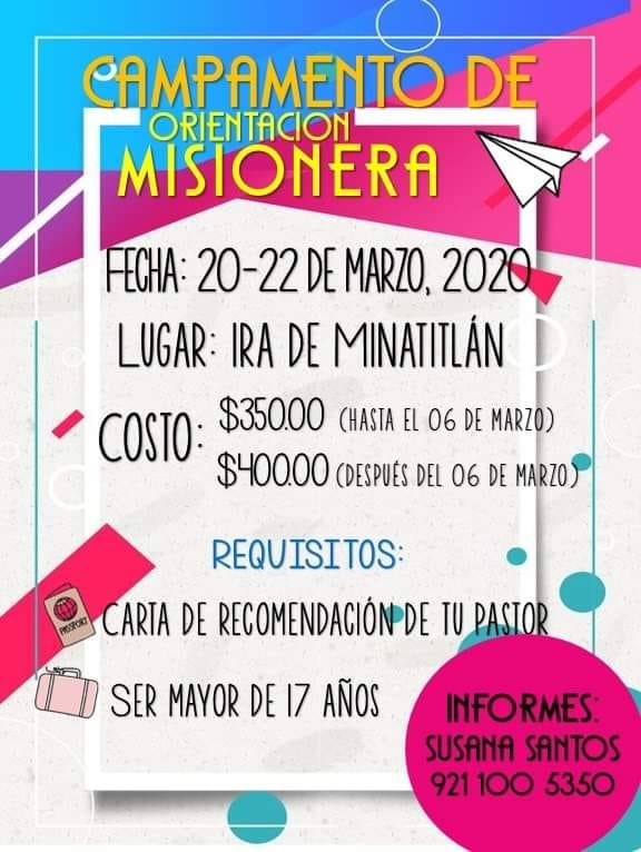 COM Minatitlán 2020