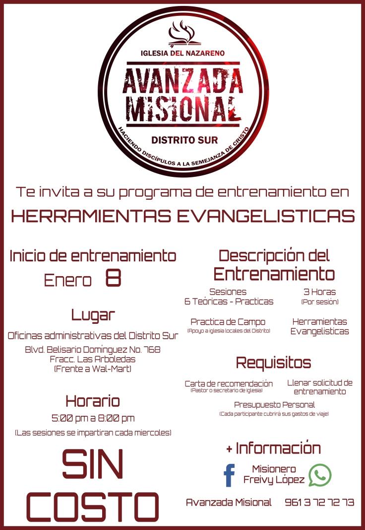 Herramientas Evangelisticas 2020