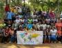 Campamento de Orientación Misionera en Bonao, RepúblicaDominicana